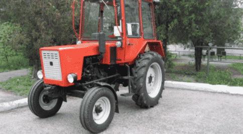 Устройство трактора Т-30