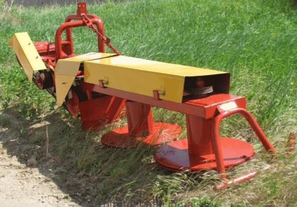Дисковые косилки для трактора