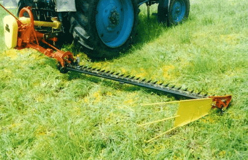 Сегментные косилоки для трактора