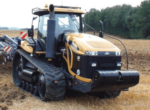 Трактор Челленджер МТ865
