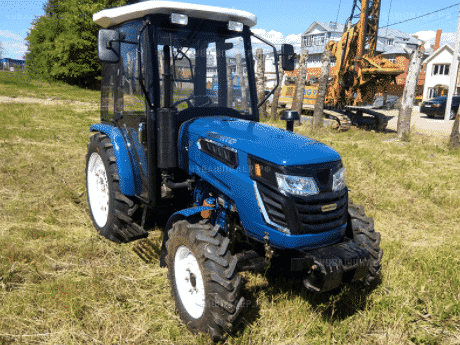 Трактор Чувашпиллер 504