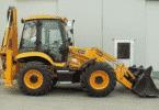 Трактор «JCB» 3CX