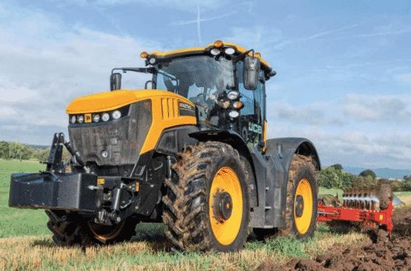 Трактор «JCB» Fastrac
