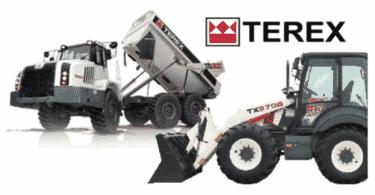 Трактор Терекс