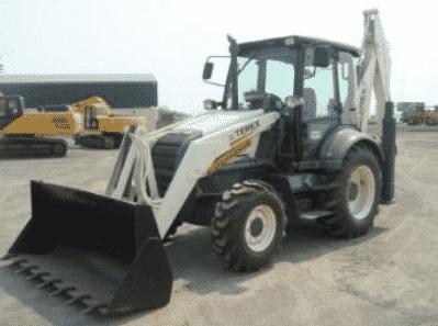 Трактор Терекс 820