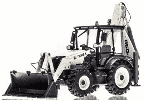 Трактор Тerex 860