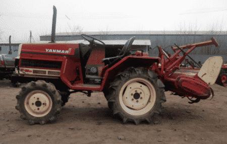 Трактор «Янмар» Ф-15Д