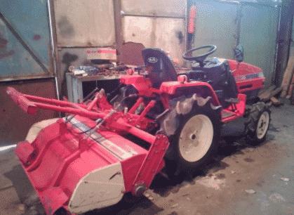 Трактор «Янмар» KE-3