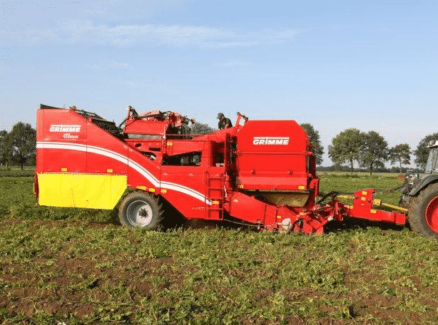 Картофелеуборочный комбайн Grimme SE 150-60