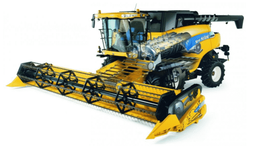 Комбайн New Holland СХ 9080