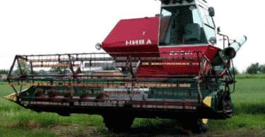 Комбайн Нива СК-5