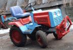Минитрактор КМЗ-012