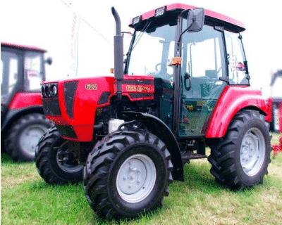 Минитрактор МТЗ-622