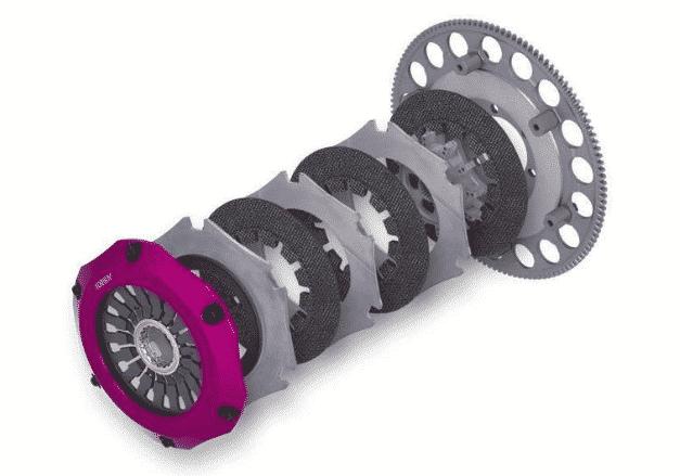Сцепление на минитрактор многодисковое