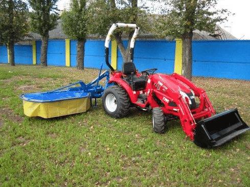 Трактор «TYM» T233 HST