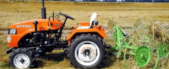 Трактор «Уралец» 220 технические характеристики