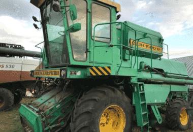 Зерноуборочный комбайн РСМ 10Б Дон 1500Б