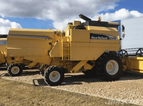 Зерновой комбайн New Holland TC 56