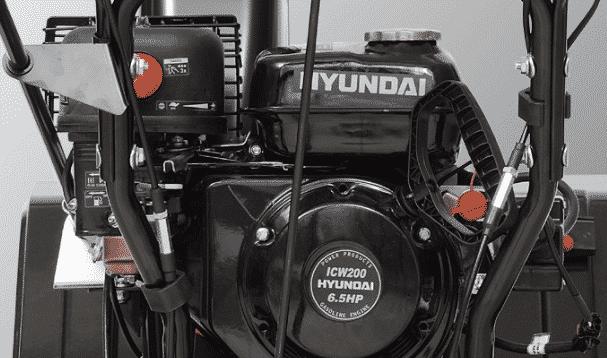 1-е место – Hyundai S 6561 в рейтенге снегоуборщиков