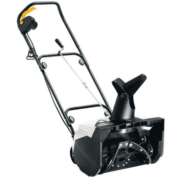 5-е место – Alpina AS45E в рейтинге снегоуборщиков электрических
