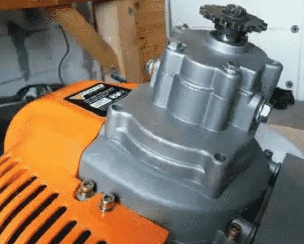 Какой двигатель подходит для сборки снегоуборщика