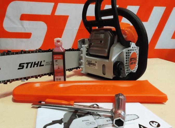 Бензопила Штиль МС 180 – технические характеристики