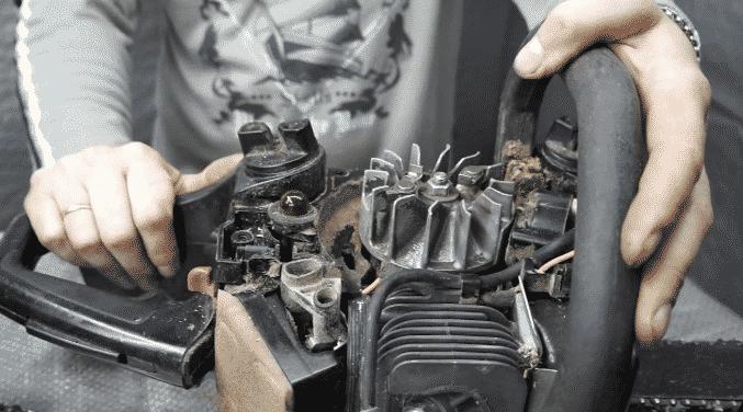 Как определить угол опережения встроенного зажигания