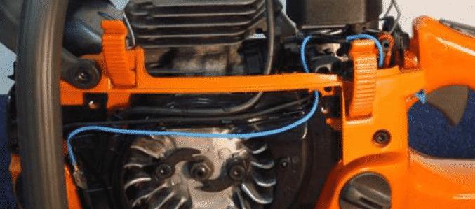 Конструктивные особенности заводской системы зажигания