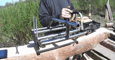 Конструкции для продольного распила леса