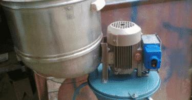 Конструктивные особенности дробилки из стиральной машины