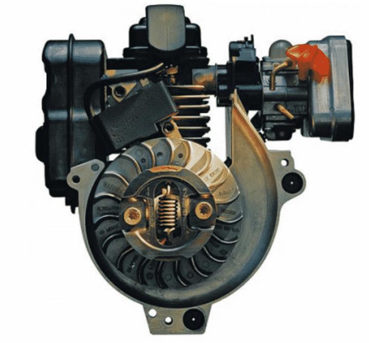 Мотор, триммера Штиль 250