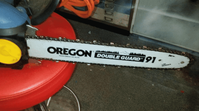 Пильная шина Oregon Double Guard 91