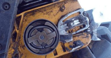 Признаки неисправности сцепления бензопилы